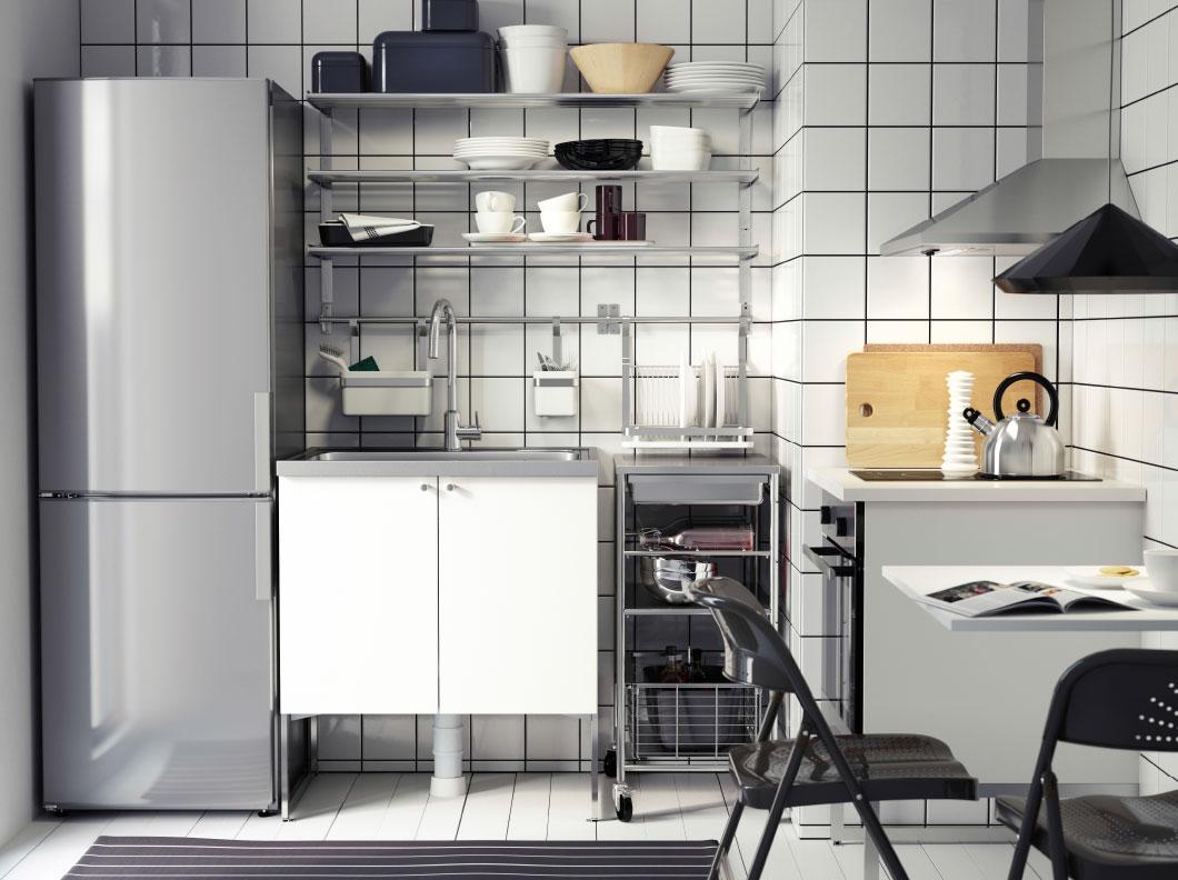 Amueblar la cocina de un piso de estudiantes ordenar - Amueblar la cocina ...