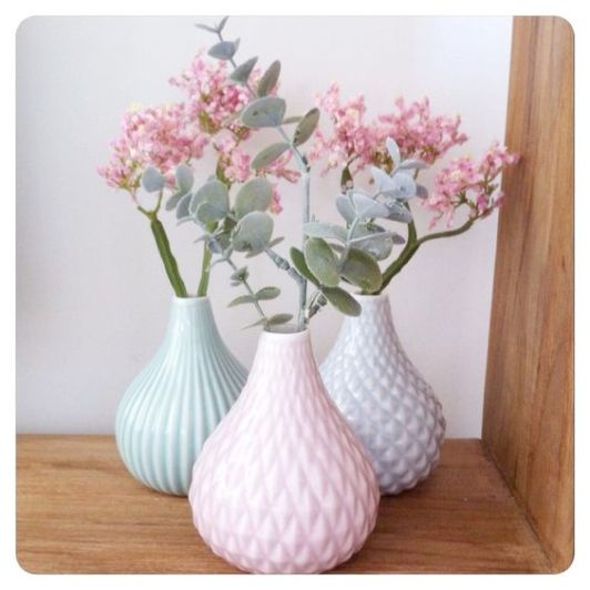 los jarrones de estilo escandinavo triunfan en primavera también