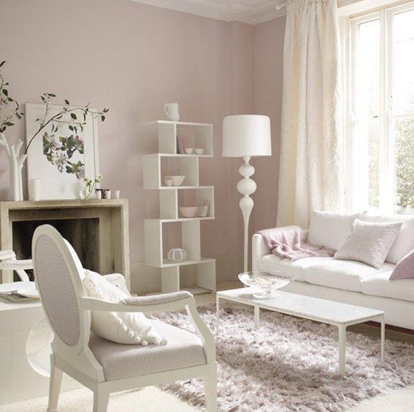 Si quieres pintar la habitación está orientada al norte usa colores cálidos