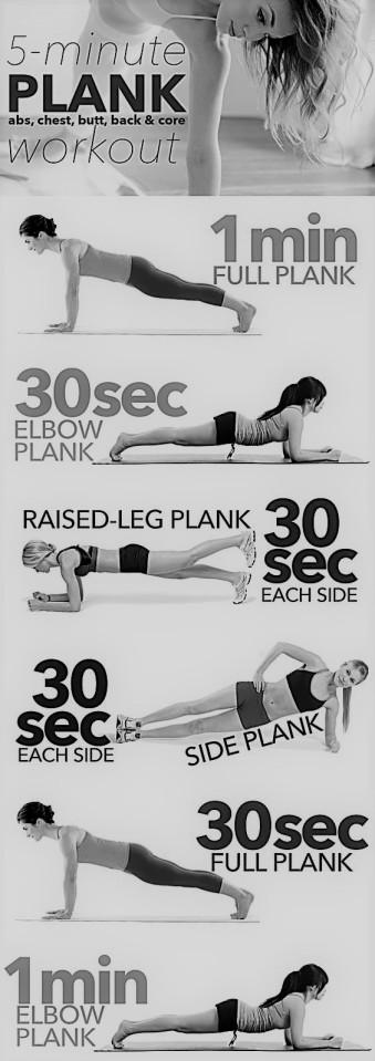 hacer ejercicios en casa durante 10 minutos
