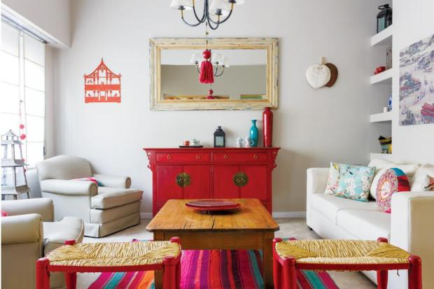Colores para decorar tu casa teniendo en cuenta el arte for Colores para living comedor feng shui