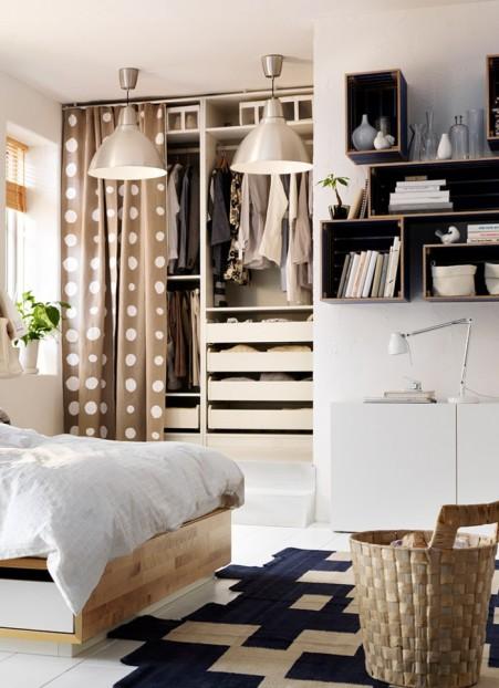 armario almacenaje ikea para piso estudiantes