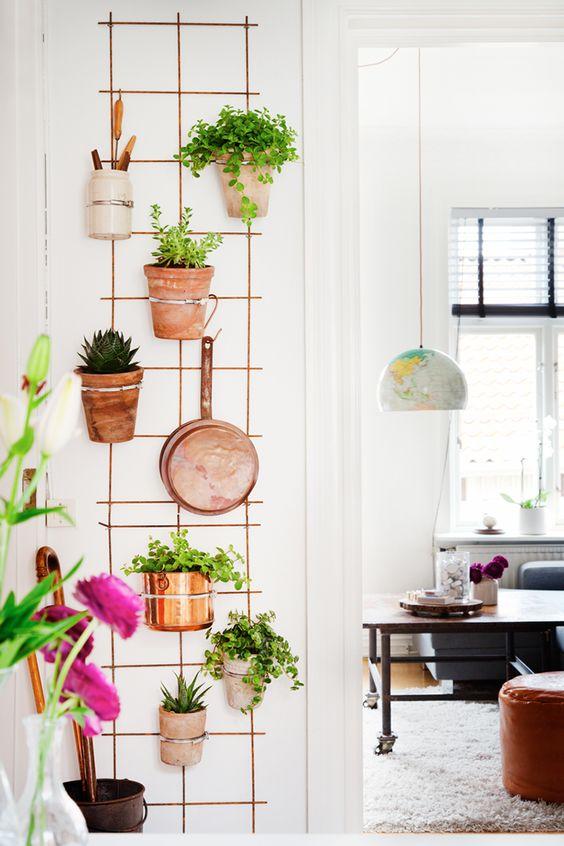 las plantas también tienen un efecto relajante