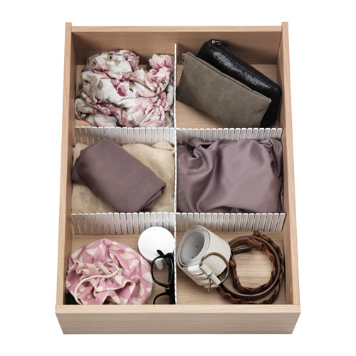 Cómo ordenar el cajón de tu habitación