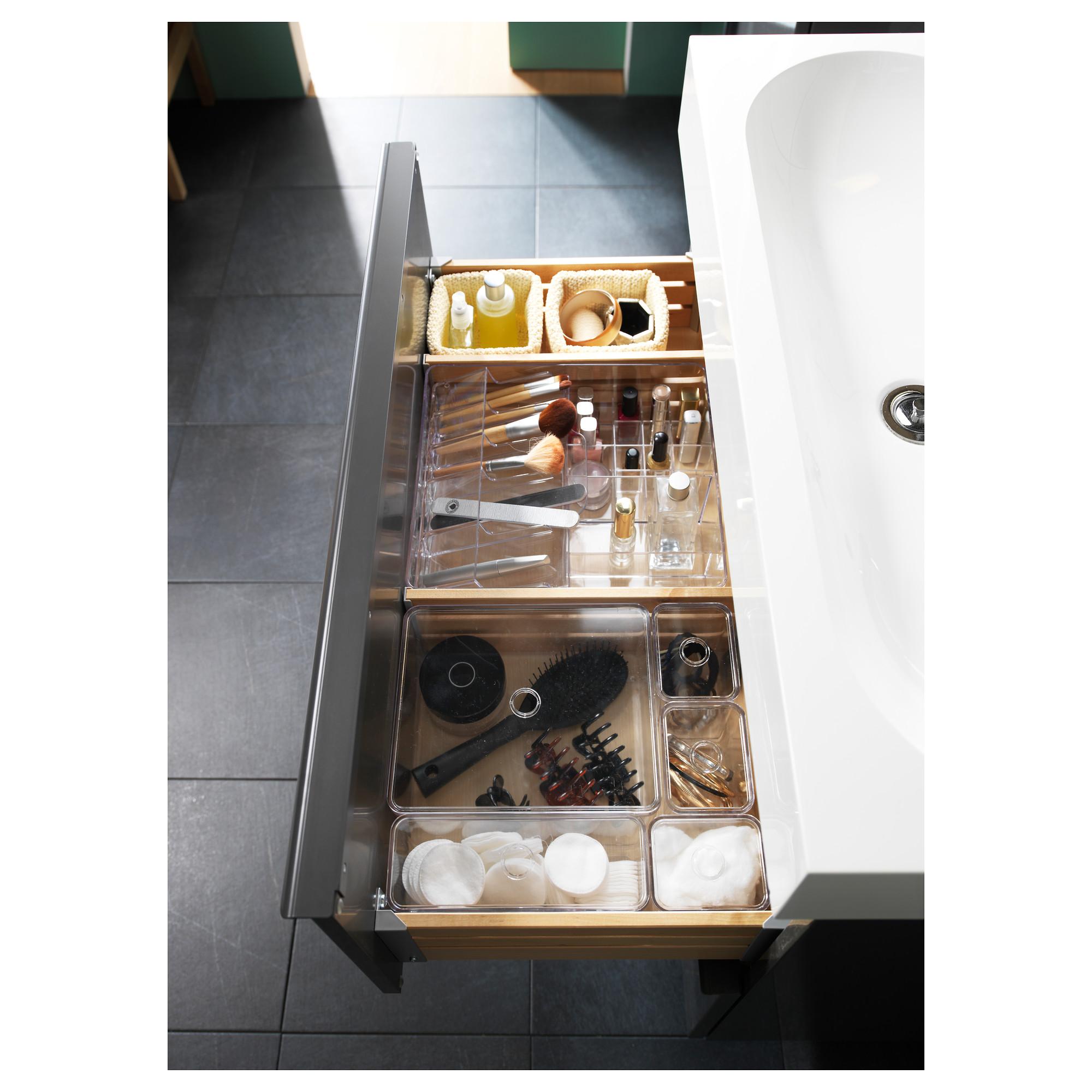 Consejos para organizar los cajones del baño