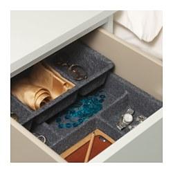 Trucos para organizar los cajones de tu habitación