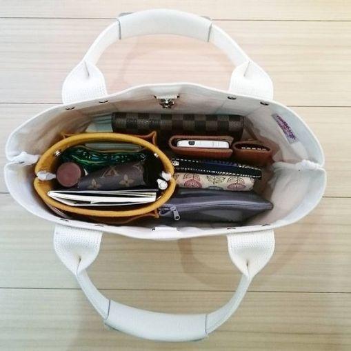 Consejos para mantener en orden el bolso