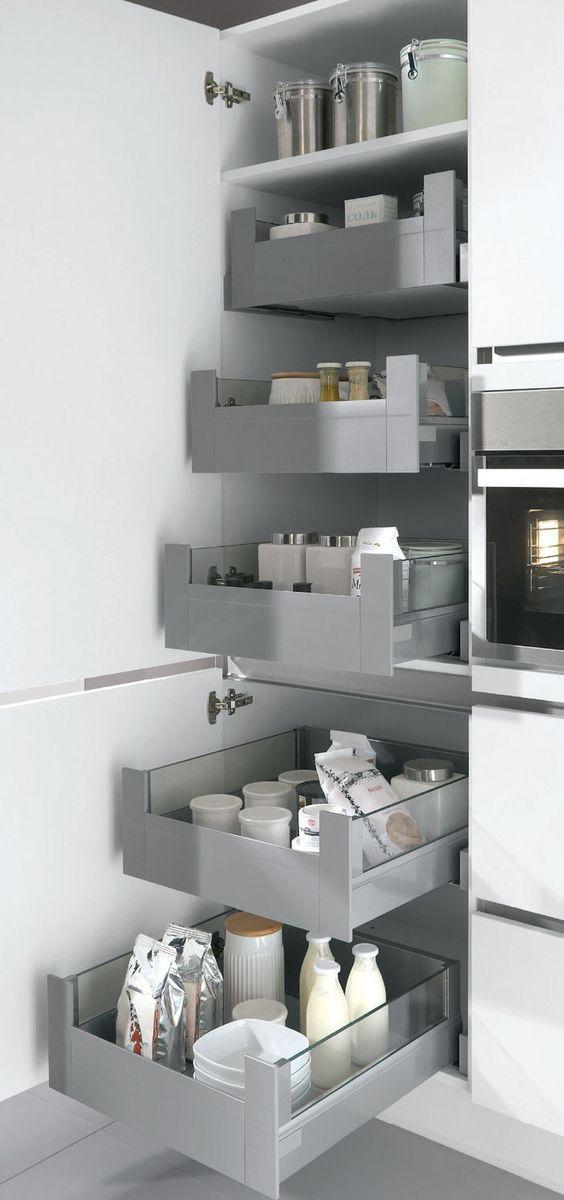armarios cocina ordenados