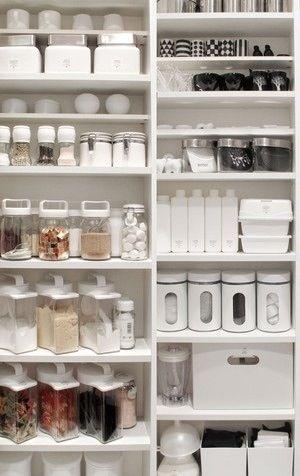 armarios ordenados