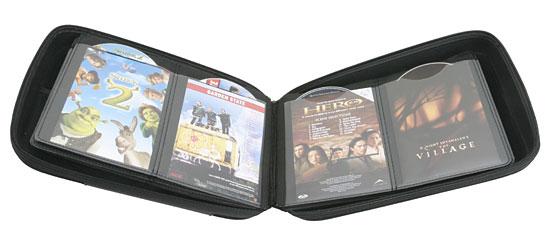 organizar cd y dvds