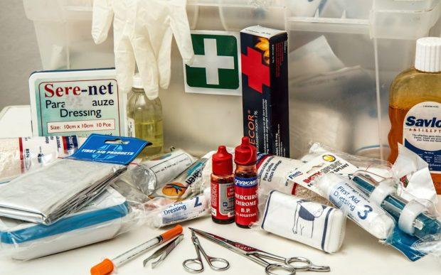 organizar medicamentos