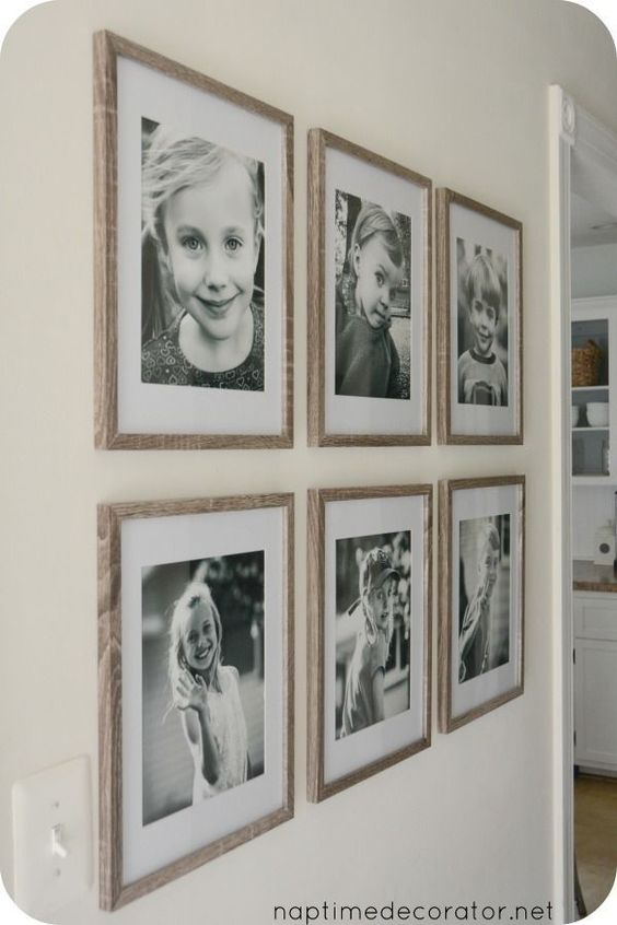 Decorar con fotos